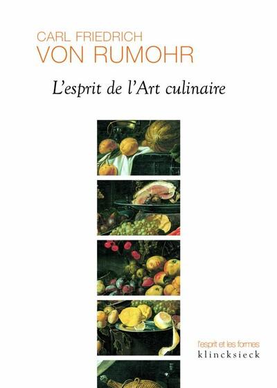 L'Esprit de l'art culinaire