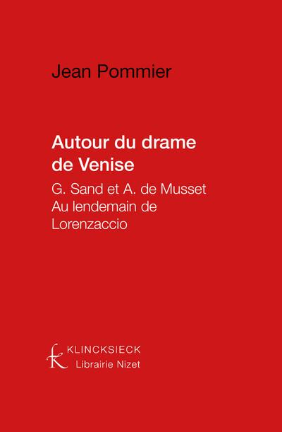 Autour du drame de Venise