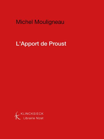 L'Apport de Proust