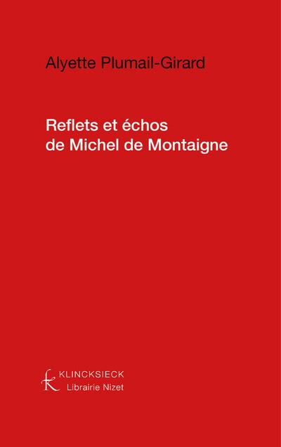 Reflets et échos de Michel de Montaigne