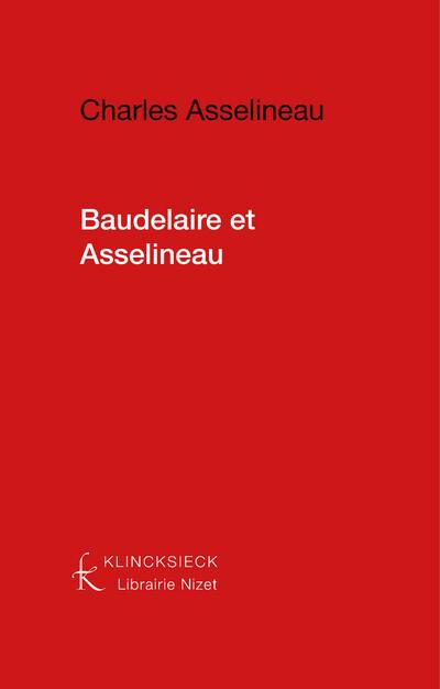 Baudelaire et Asselineau