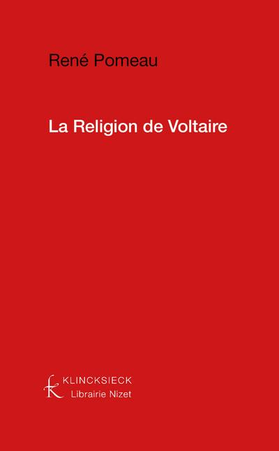 La Religion de Voltaire